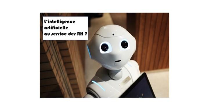 L'intelligence artificielle au service des RH ? par ethan mcgregor